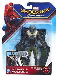 spider man homeing vulture figure 6