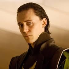 This evil smile turns me on wildly! Tom Hiddleston As Loki Gifs Popsugar Entertainment