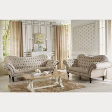 Modern Victorian Sofa