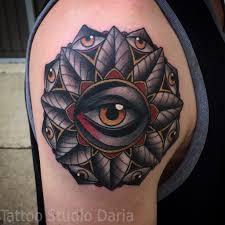 сделать татуировку тату в стиле нео традишнл в электростали