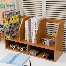 creative simple rui us special small desktop bookshelf desk small bookcase shelves table storage rack mini