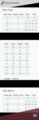 Torrid Size Charts Torrid Also Has A Double 00 10 That Is