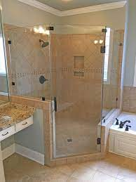 how much does a custom glass shower cost