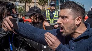 Far right activist Avi Yemini convicted and fined for assaulting ex-wife |  Herald Sun