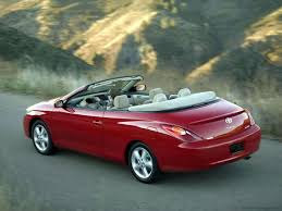 Toyota Camry Solara Convertible Buying Guide