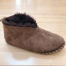 l l bean shoes l l bean leather house slippers women s 7