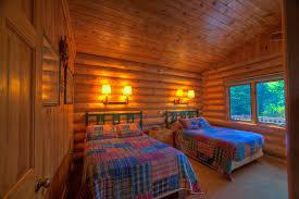 Log Cabin Bedroom Log Cabin Bedroom Lutsen Resort On Lake Superior