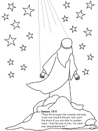 Colouring sheet birthday cuties (2 pages). Abram And Lot Coloring Pages Abraham And Lot Bible Crafts