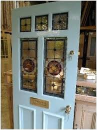stained glass doors for reclaimed front doors a awesome reclaimed front doors for