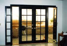 8 french door with sidelites to replace sliding patio door