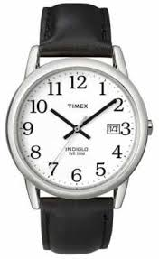 timex watches official uk retailer first class watches timex mens white black easy reader watch t2h281