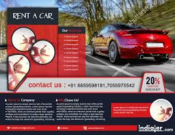 Car Dealership Flyer Templates Free Car Sales Advertising Flyer Template Indiater