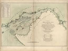 Delaware River Tide Chart A Chart Of Delaware Bay And River Containing A Full And