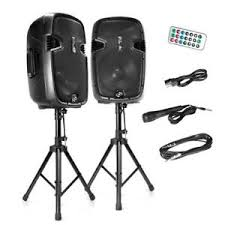 sound system kit. image is loading pyle-active-passive-bluetooth-pa-dual-loudspeaker-sound- sound system kit