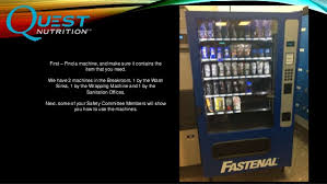 Ppe Vending Machines Gorgeous How To Use Fastenal's PPE Vending Machines