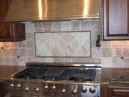 Kitchen Backsplash Diy Kitchen Cool Kitchen Decoration With Backsplash Behind Stove