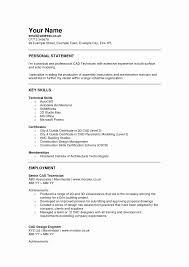 Attractive Draftsman Resume Format Pattern Documentation Template