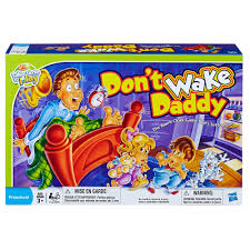 Dont wake the girl adult game