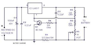 lipo battery charger circuit best charger  circuit zone electronic s schematics diy