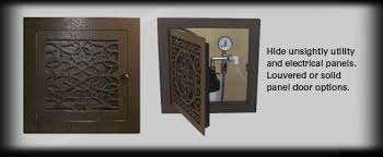 Decorative Electrical Panel Box Covers Awesome Decorative Electrical Panel Covers Garden Street Pinterest 35