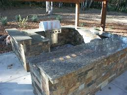 Granite For Outdoor Kitchen Outdoor Kitchen Gallery Outdoor Kitchens In Sonoma County