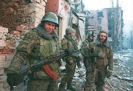 Resultado de imagen de Los Spetsnaz