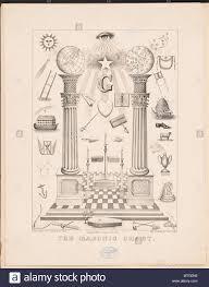 Masonic Chart Stock Photos Masonic Chart Stock Images Alamy