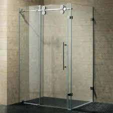 fascinating frameless glass shower doors medium size of glass shower doors at door sliding frameless