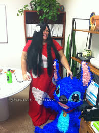 lilo costume for office party