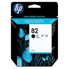 <b>Картридж HP</b> 82, черный 69мл (CH565A)
