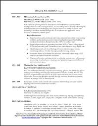 Resume Sample for a Sales Executive Distinctive Documents Example sales resume for sales executive page
