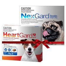 ivermectin for fleas.  For Nexgard  Heartgard Combo Pack For Medium Dogs With Ivermectin For Fleas O