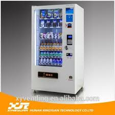 Vending Machine New Amazing New Style Factory High Quality Drink Vending Machine Snack Vend