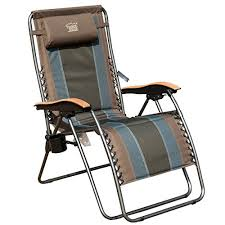 indoor zero gravity chair. Timber Ridge Oversized XL Padded Zero Gravity Chair - Earth Indoor O