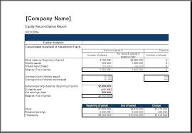 Bank Rec Template Payroll Reconciliation Template Bank