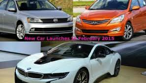 new car launches this monthFacelift Car Launches For 2015 Hatchbacks Sedans And SUVs