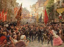 First Schleswig War - Wikipedia