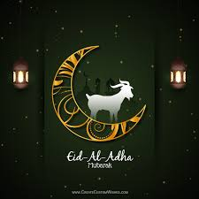 A very blissful eid ul adha to you and your family. Eid Al Adha 2021 Wishes Images Greetings Messages Quotes Status