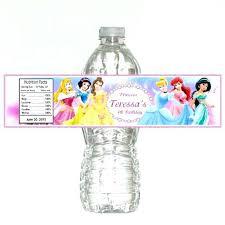 Wedding Water Bottle Label Template – Gocollab