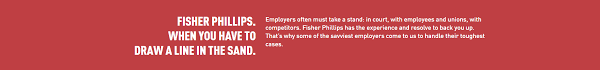 Fisher Phillips Llp Fisher Phillips Hlconverge Blog