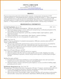 Property Manager Resume Teller Resume Sample