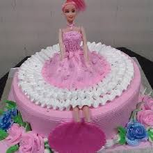 Send Online Barbie Cakes For Birthday From Just Bake Bangalore India