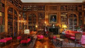 Home Library 8 Home Libraries Sherlock Holmes Would Feel At Home In