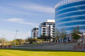 modern office buildings. Picture Of Modern Office Building - Highrise Buildings In Tempe Lake Park JPG