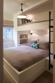 12 Inspirational Examples Of Built-In Bunk Beds   Bunk bed, Queen ...