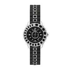 christian dior watches and timepieces my designer watches mens dior christal ladies black dial diamond watch