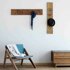 Vertical Wall Coat Rack Vertical Coat Rack We Do Wood Touch of Modern 29