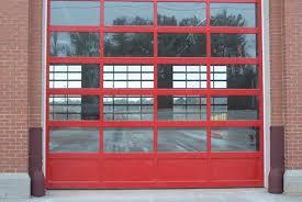 3295 aluminum doors by chi overhead