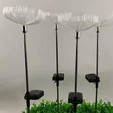 solar garden lights outdoor decoration