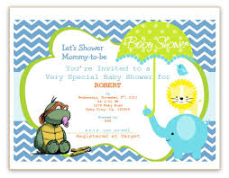 baby shower invite template word animal print baby shower invitation templates baby shower